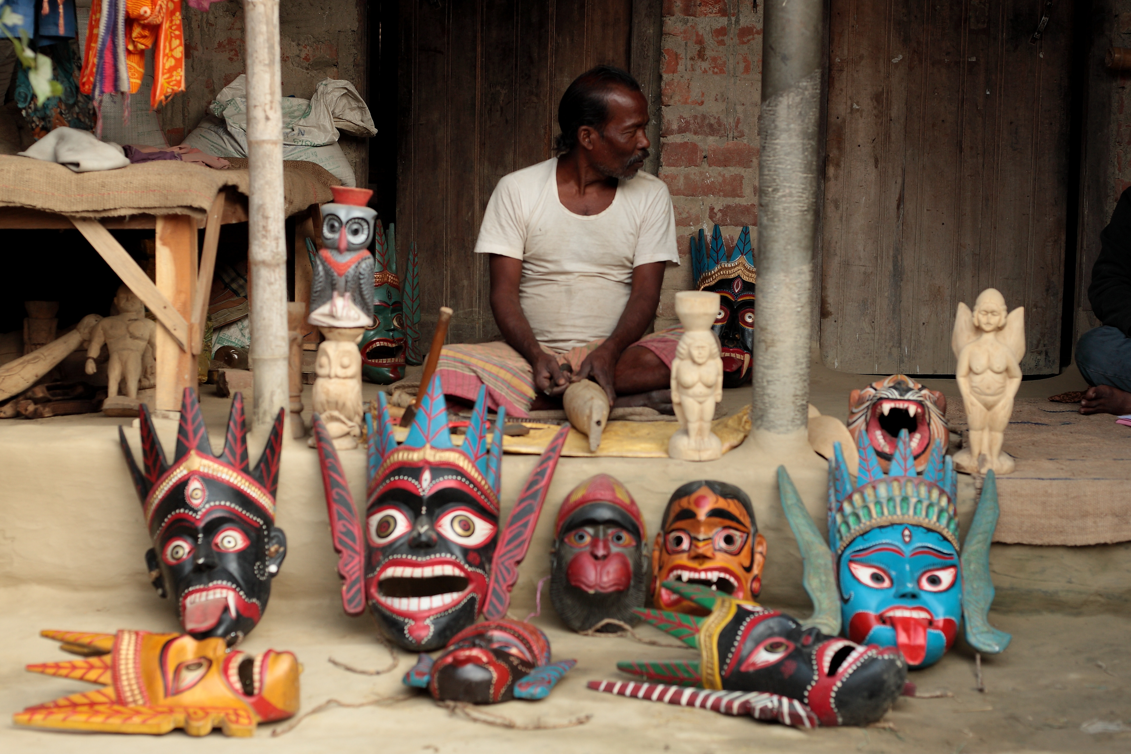 Kushmandi: A Location for Cultural tourism of rural Bengal
