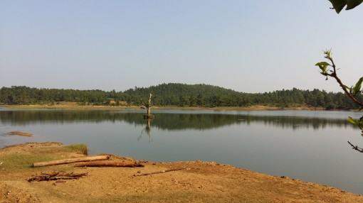 Kankrajhor lake