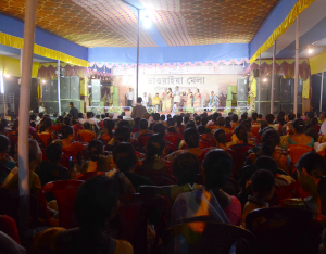 Size of the audience shows the popularity of Bhawaiya 9