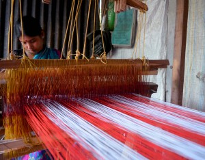 Artist Weaving natural color madur product