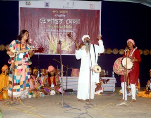 Baul Performance