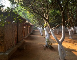 Beautiful cottages of Tepantar