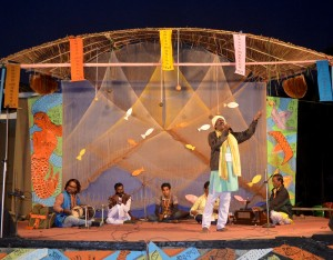 Bhatiyali performance at Sunderban Folk Festival