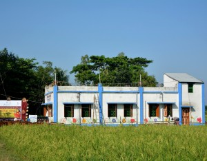 Community Resource Centre at Chandipur
